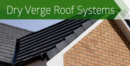 Dry Verge Roof Systems