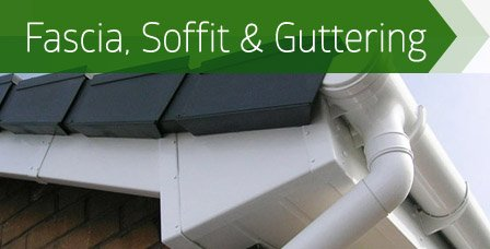 Fascia, Soffit & Guttering Replacement