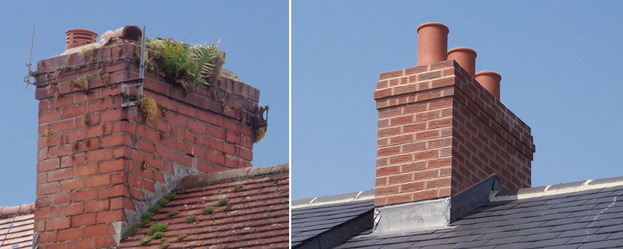 Chimney Renovations & Repairs